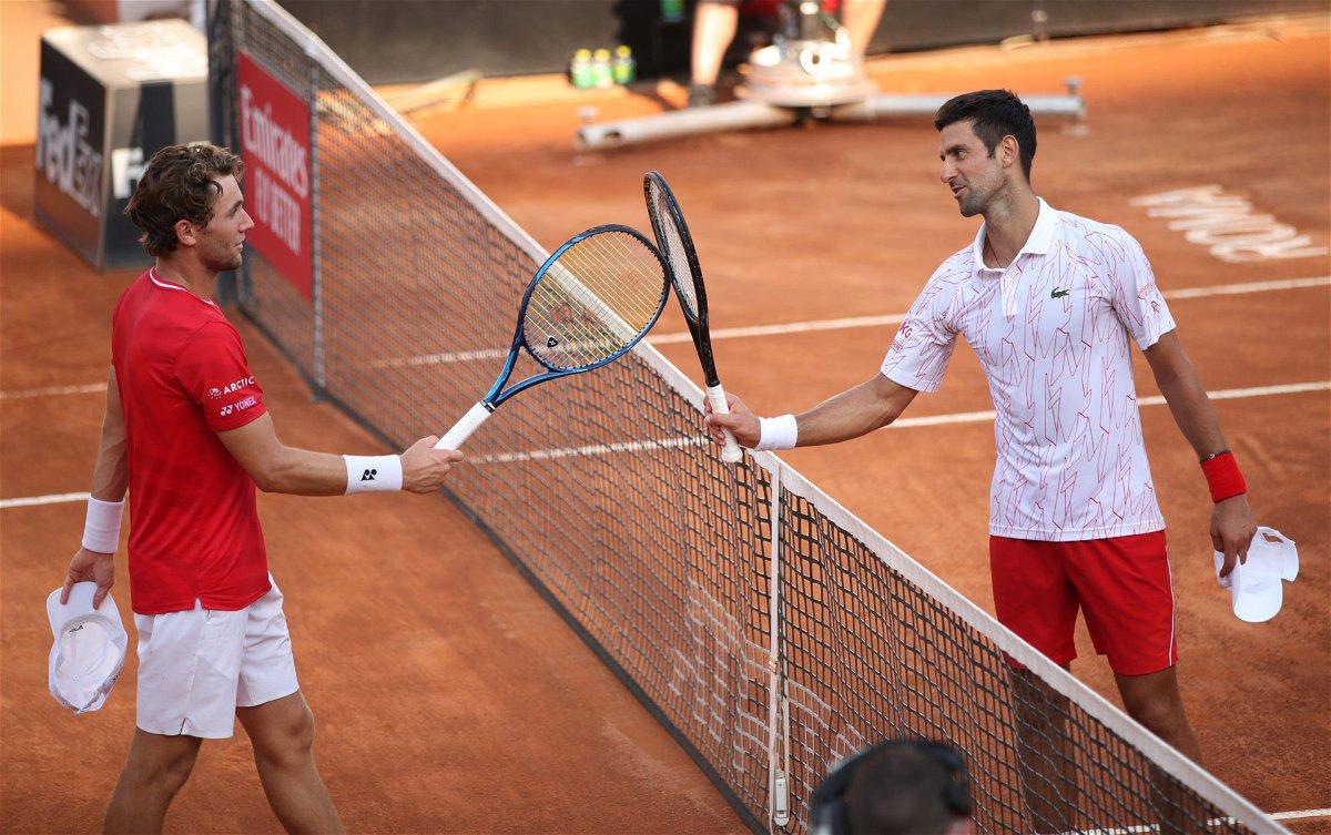 Going To Be Strange Novak Djokovic On Rafael Nadal S Absence From Italian Open 2020 Finals Essentiallysports