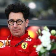Mattia Binotto contemplates Ferrari's future