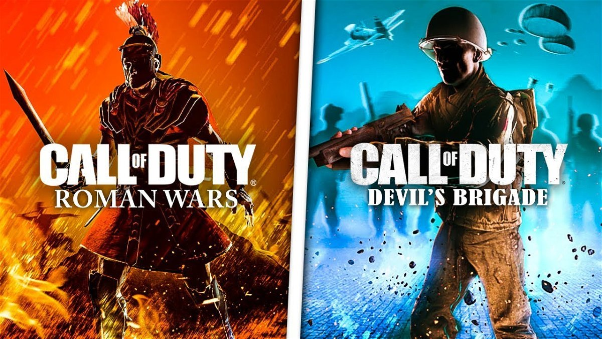 Call of Duty Games that Never Saw the Light of Day - Essentially Sports