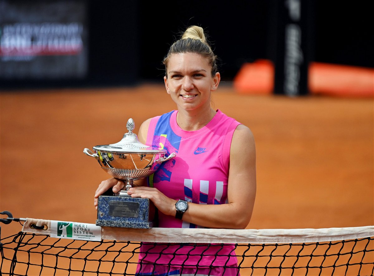 Simona Halep Inches Closer to Serena Williams, Equals Venus Williams Record at Italian Open 2020 - Essentially Sports