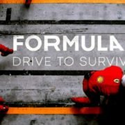 Drive To Survive intro in Netflix