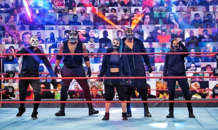 WWE- The Retribution