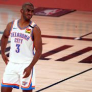Lakers' potential trade candidate Chris Paul