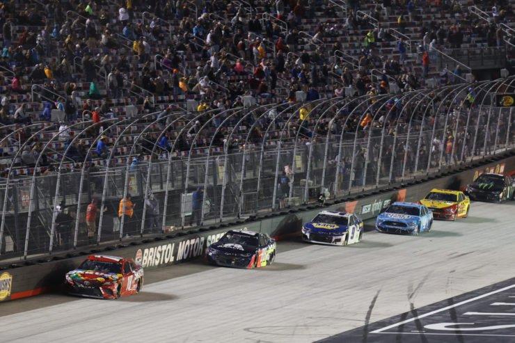 NASCAR Cup Series race at Bristol