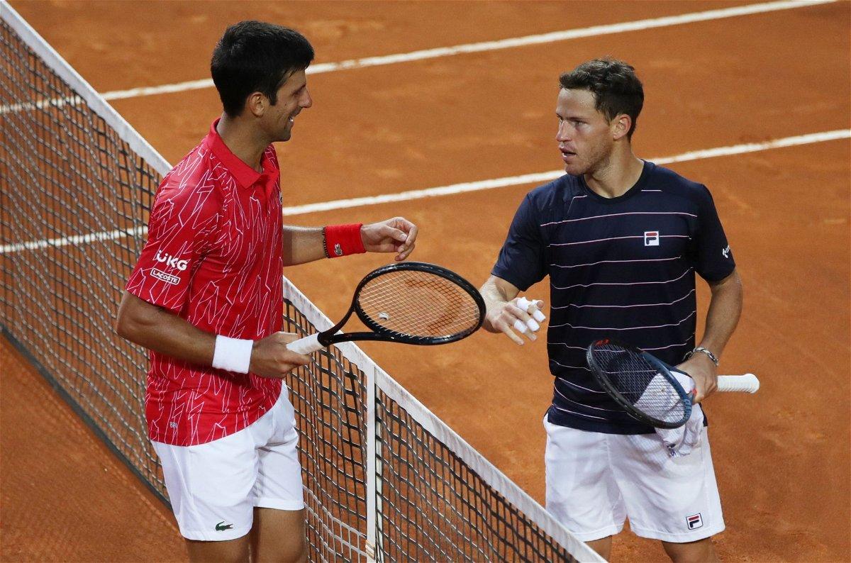 Novak Djokovic Lauds Diego Schwartzman S Superhuman Effort Against Dominic Thiem At French Open 2020 Essentiallysports