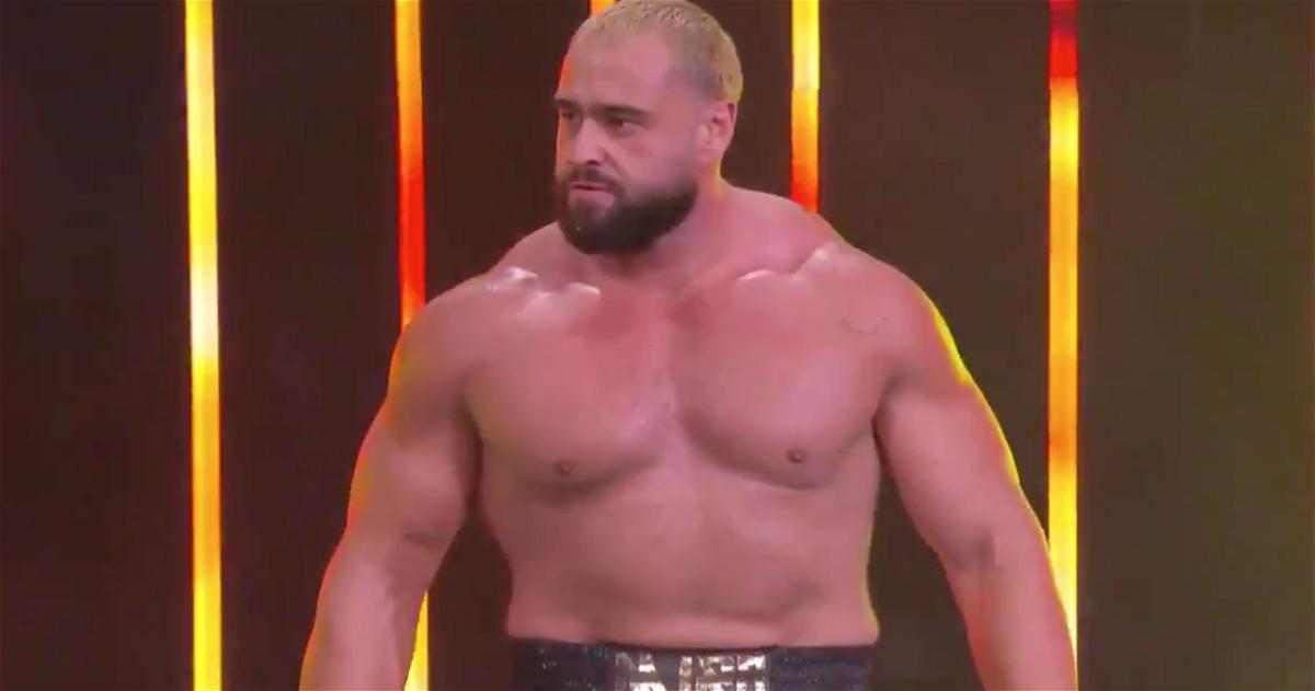 Former WWE Superstar Miro Makes Huge AEW In-Ring Debut - EssentiallySports
