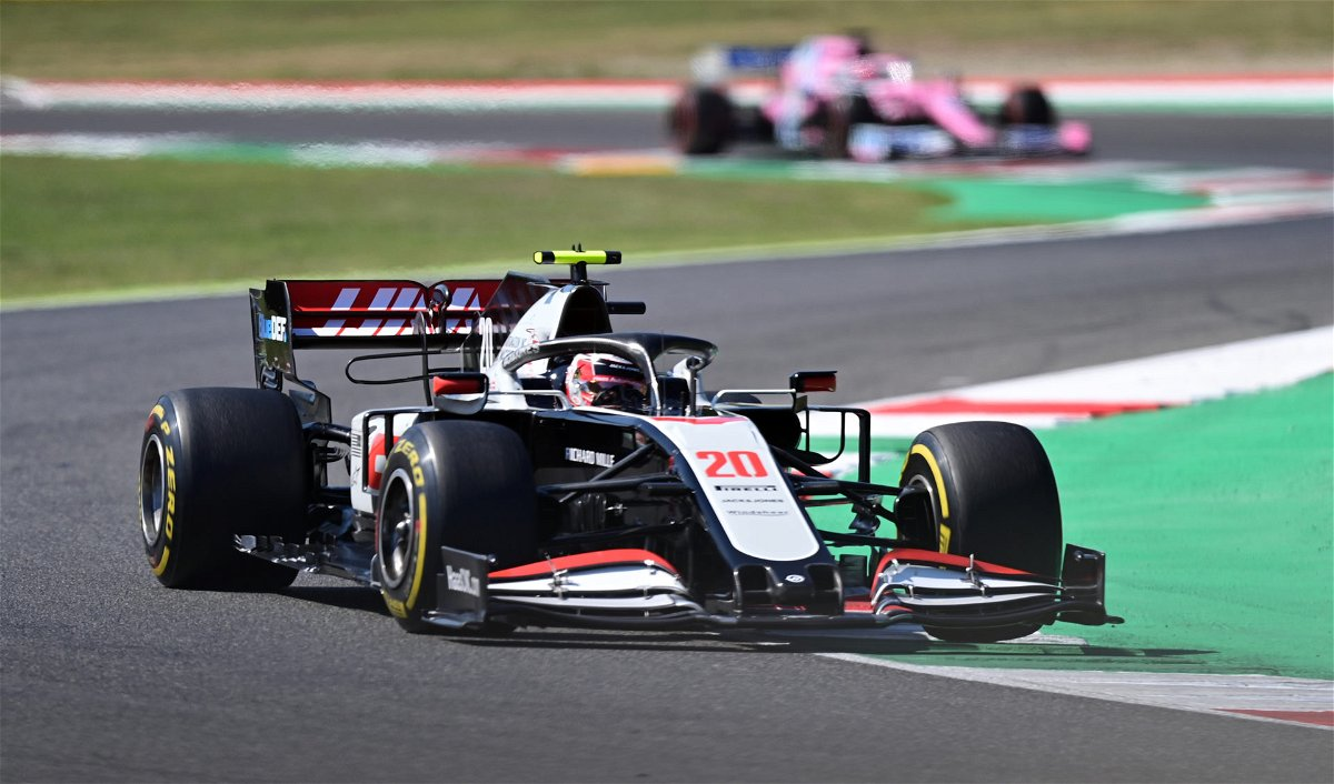 Haas F1 Considering A Major Driver Lineup Change In Talks With Sergio Perez Reports Essentiallysports