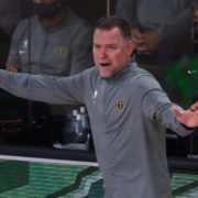 Denver Nuggets vs Los Angeles Lakers: Coach Mike Malone