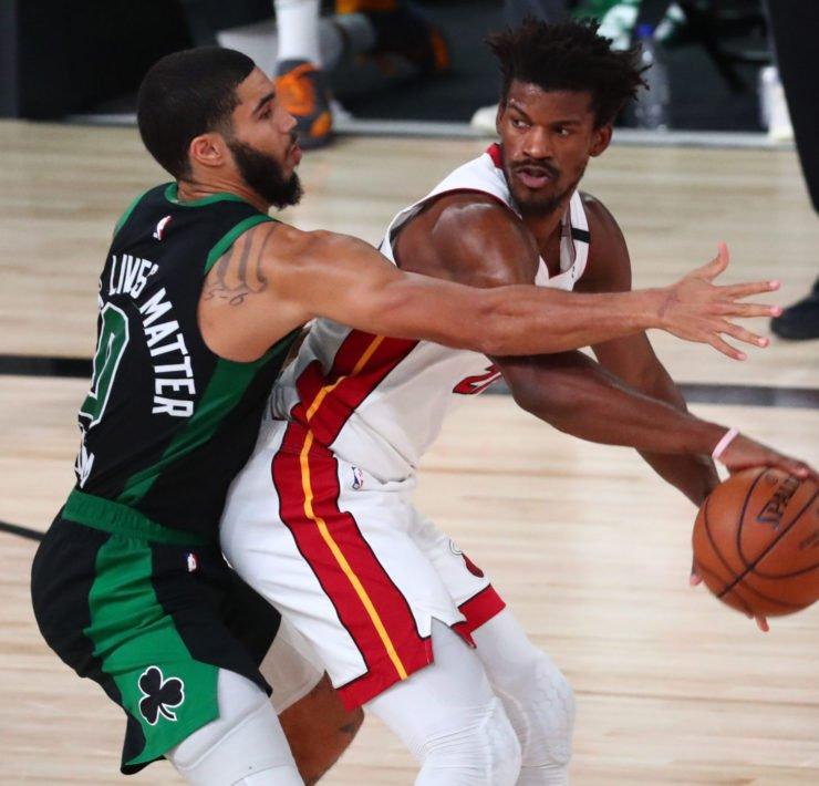 Miami Heat vs Boston Celtics: Jimmy Butler and Jayson Tatum