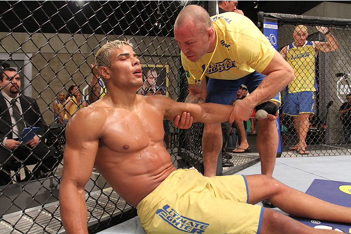 How Paulo Costa Turned His Loss in The Ultimate Fighter Into His Motivation