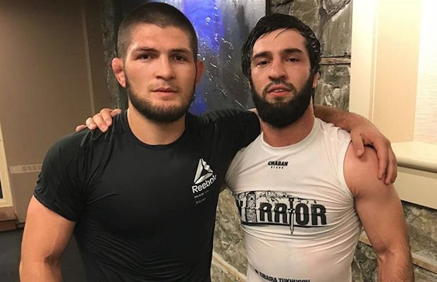 WATCH: Khabib Nurmagomedov Steals the Show With His Appearance on Fight Island at UFC 253 - Essentially Sports