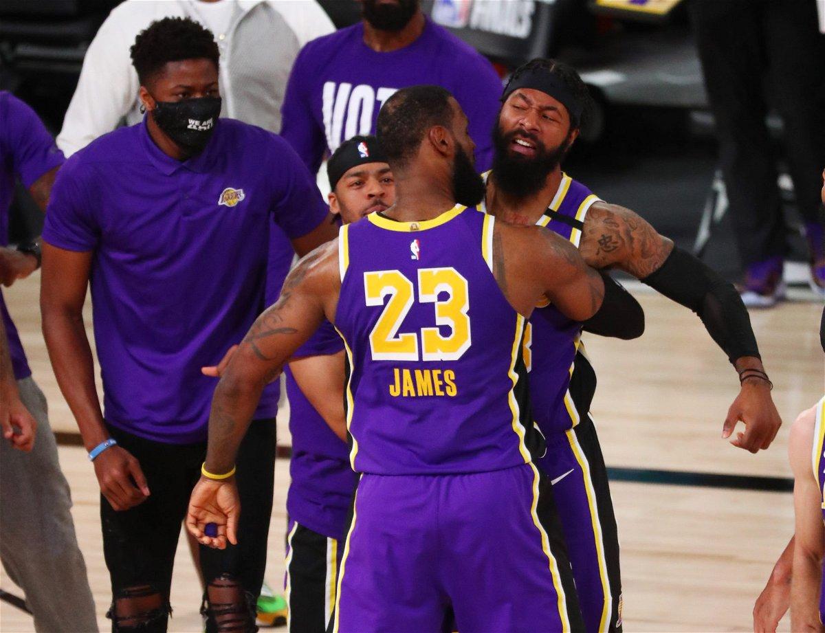 LeBron James Draws Parallel With Kobe