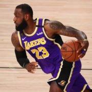 Lakers superstar LeBron James