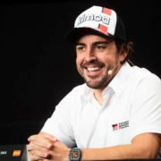 Fernando Alonso working towards Renault's P3 finish in 2020