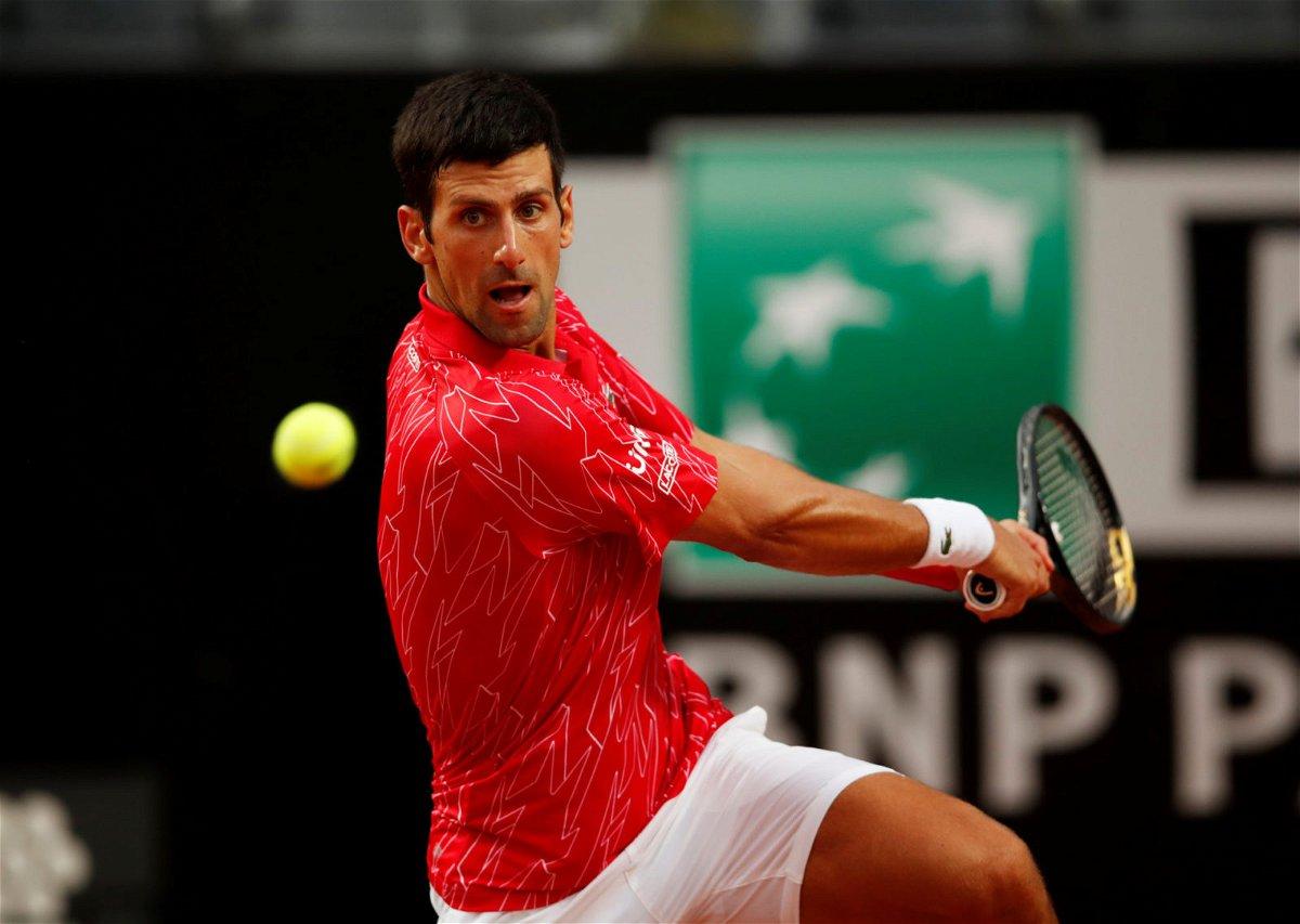 Novak Djokovic Opens Up On Coronavirus Testing At French Open 2020 Essentiallysports