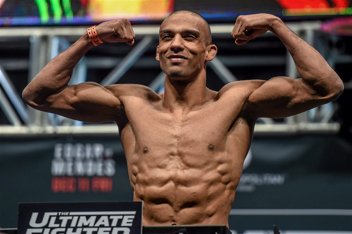 BREAKING: Edson Barboza Set to Face New Opponent in October at UFC Fight Night - EssentiallySports