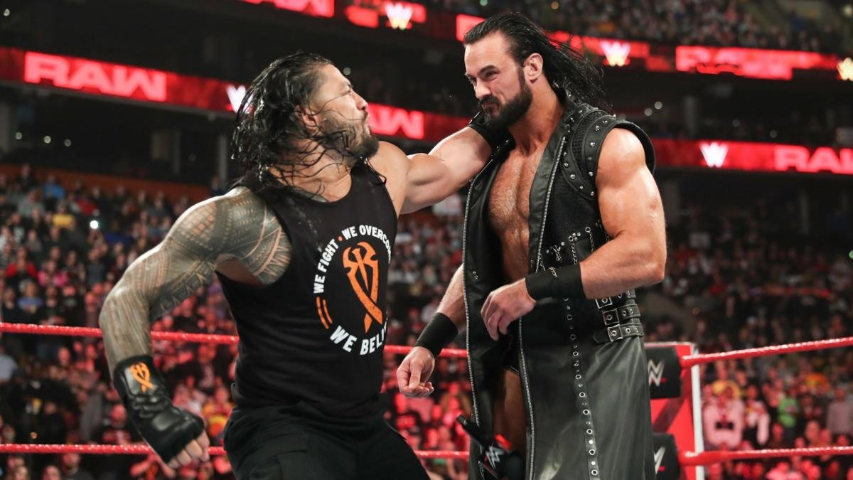 Why Roman Reigns Or Drew McIntyre Won't Become WWE Faces 2
