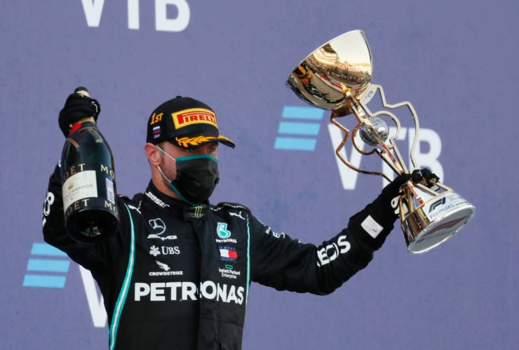 Valteri Bottas wins at Sochi, Russian Grand Prix