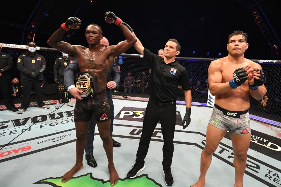 "Rumble"" Johnson Fires Back at Paulo Costa After UFC 253"