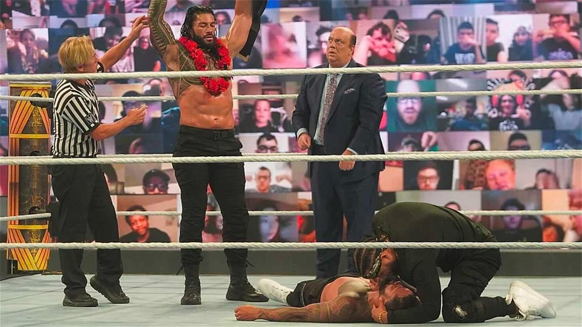 """I Always Needed That Heat""""- Roman Reigns Shares the Thought ..."""