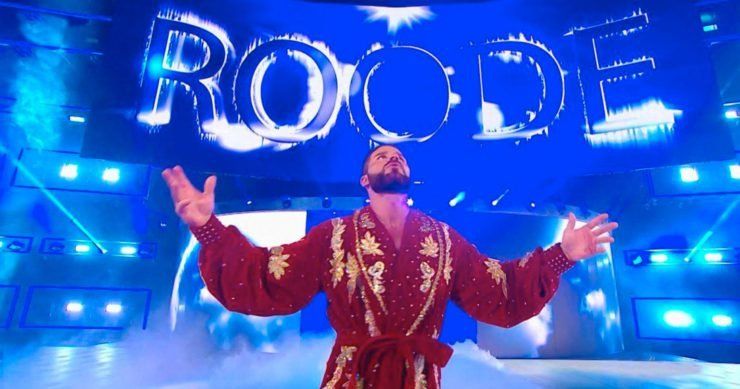 WWE- Robert Roode