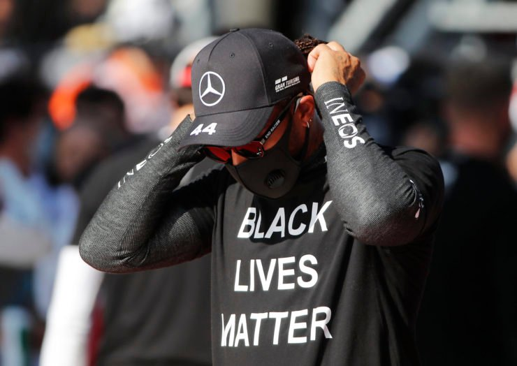 Lewis Hamilton features on the most marketable players list by SportsPro