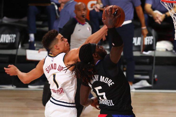 Clippers Montrezl Harrell vs Denver Nuggets