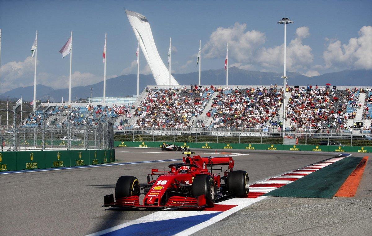 Charles Leclerc Looking Forward To Eifel Gp As Ferrari Announce Positive News Essentiallysports