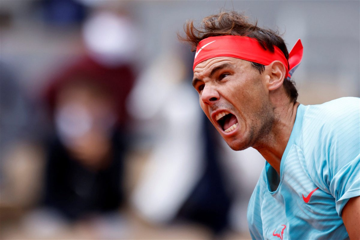 Watch Rafael Nadal Loses His French Speaking Skills At French Open 2020 Essentiallysports