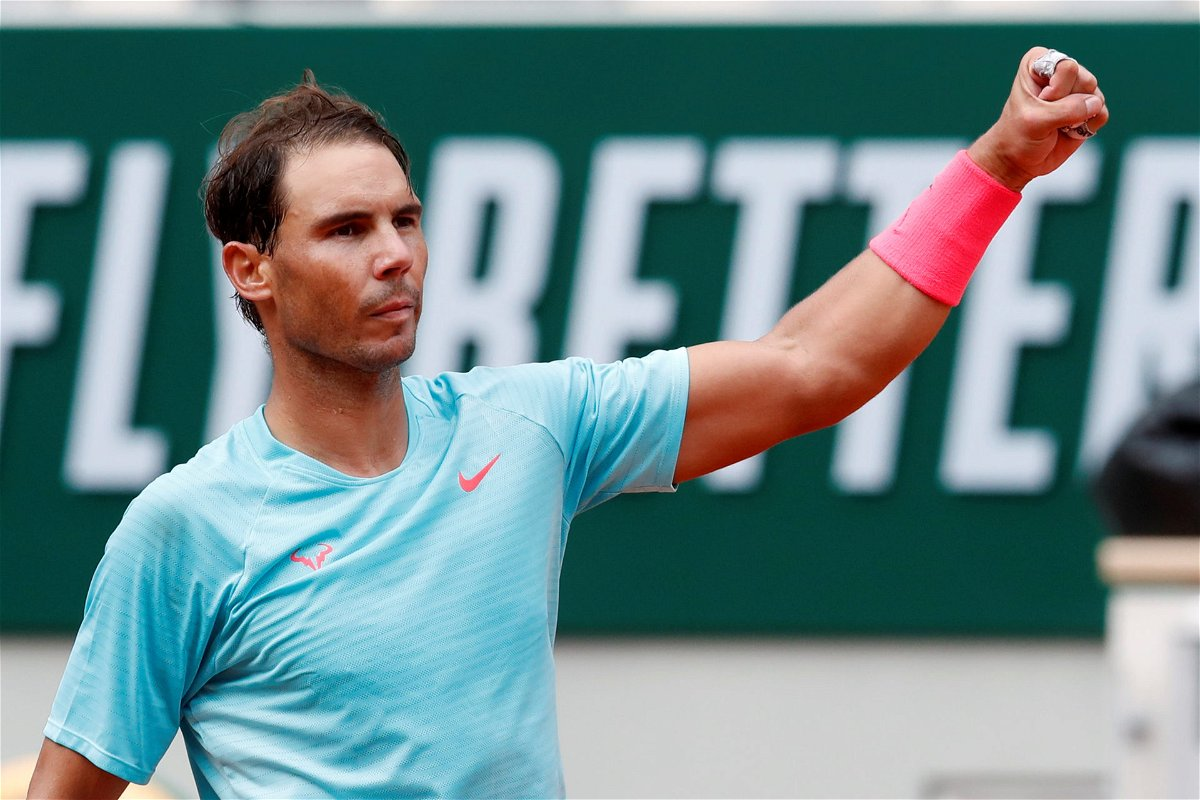 Rafael Nadal Sets an All-Time Tennis Record Which Roger Federer Will Never Touch - EssentiallySports