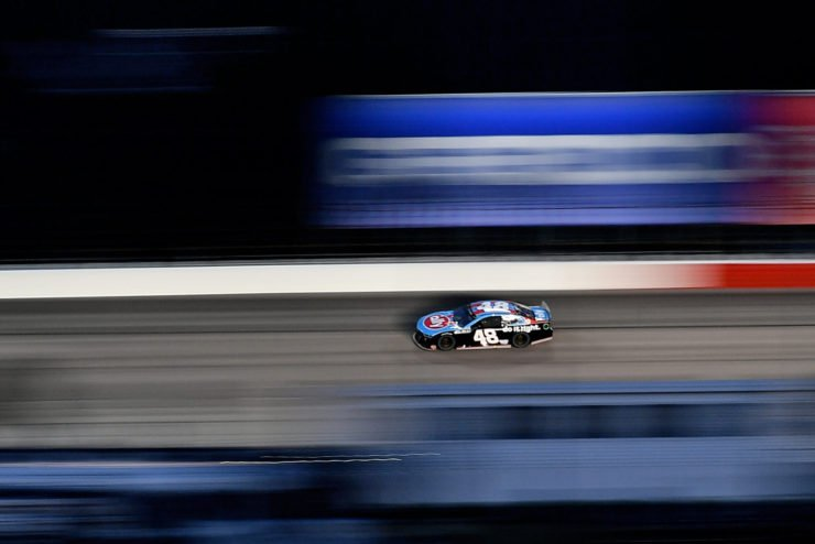 NASCAR: Cook Out Southern 500