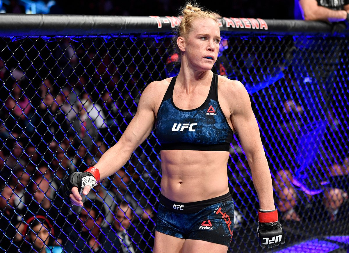Everything You Need to Know About Holly Holm Ahead of UFC Fight Night - EssentiallySports