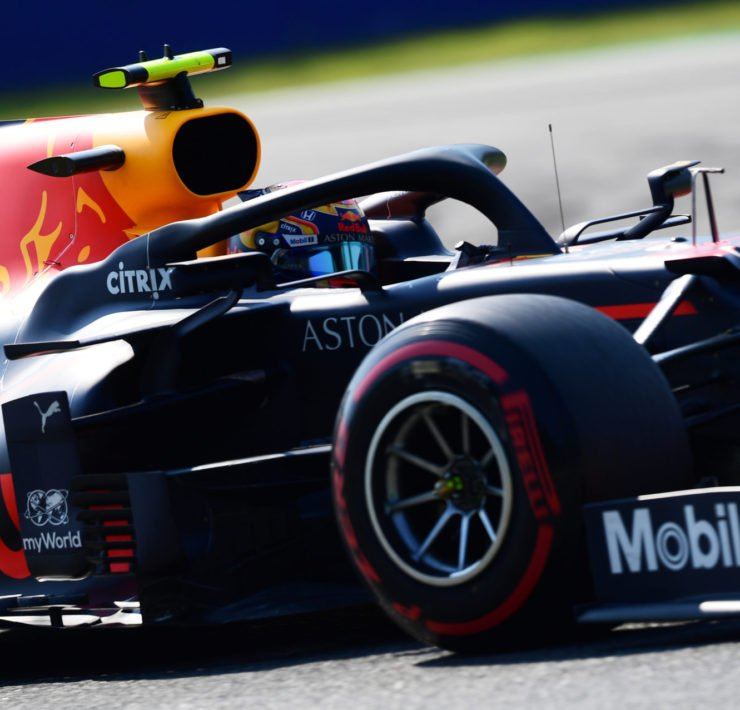 Twitter reactions to Honda and Red Bull news