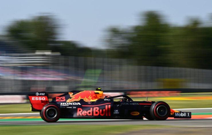 Red Bull to go on its own says Ralf Schumacher