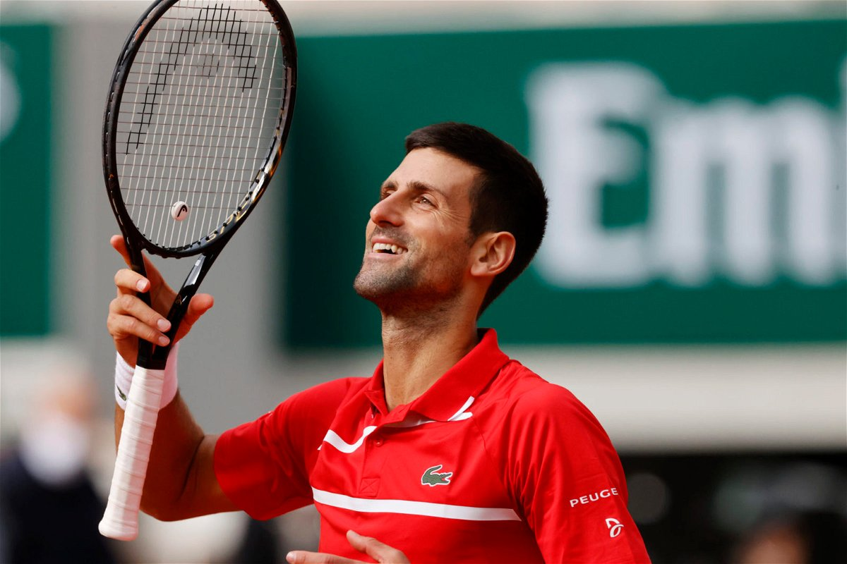 U0026quot Holding Your Breath For Too Long U0026quot Novak Djokovic Takes A
