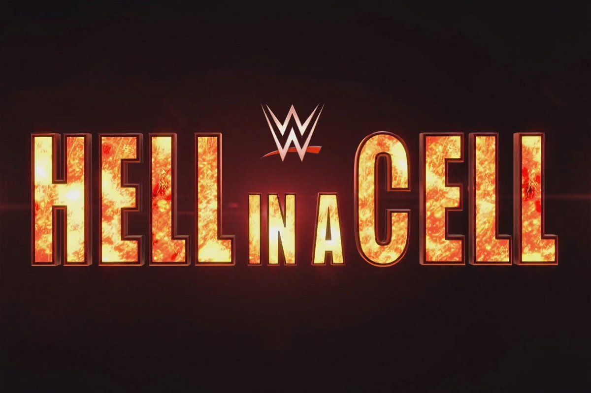 WWE The Day Of Hell In A Cell 2020
