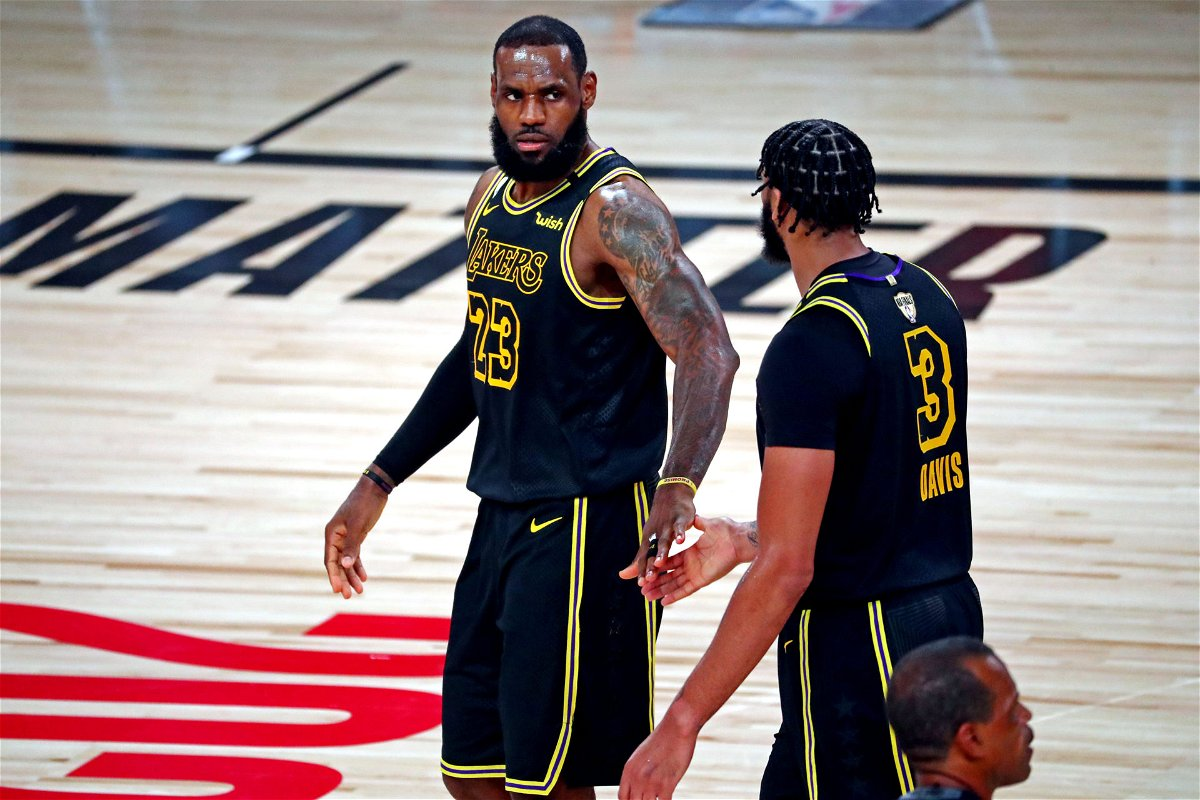 Lakers Star Lebron James Unhappy With The Team S Defensive Performance In Nba Finals Essentiallysports