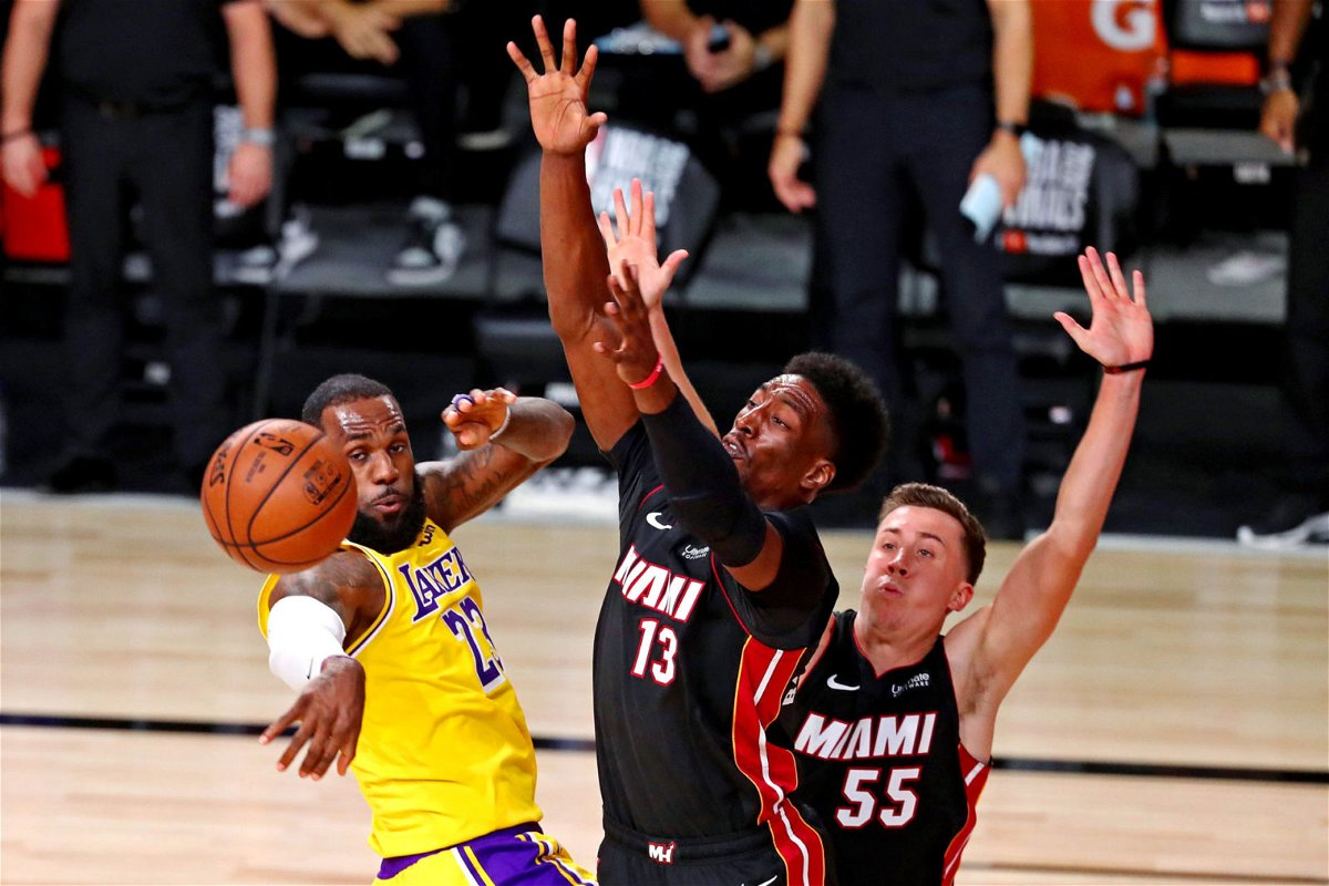 Nba Finals Lakers Vs Miami Heat Game 3 Injury Updates And Prediction Essentiallysports