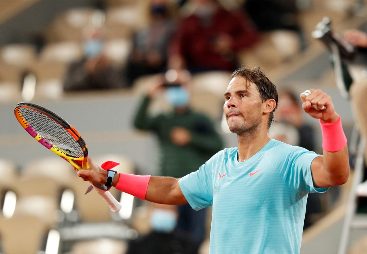 Rafael Nadal Joins Roger Federer And Novak Djokovic To Lockout Another Grand Slam Record Essentiallysports