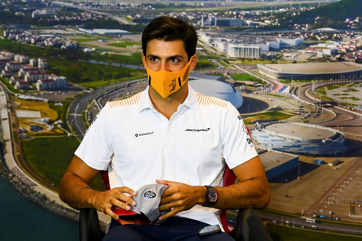Carlos Sainz Hits Out at Online Trolls and Memes Mocking ...