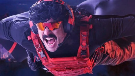 """""""He's like Shroud""""- Dr Disrespect Has High Praise for This FPS Competitor"""