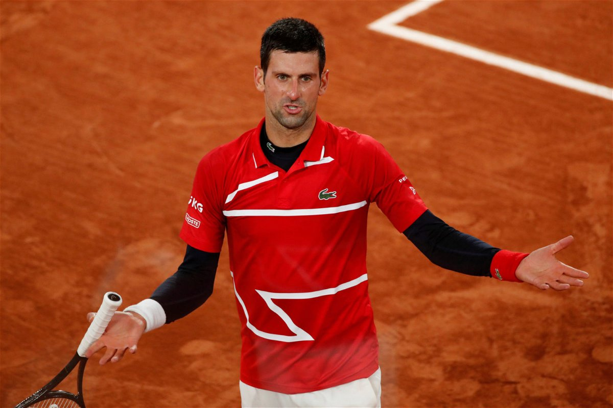 """Stay Mentally Sane"""": Novak Djokovic Reveals the Consequences of Alexander  Zverev's Statements at French Open 2020 - EssentiallySports"""