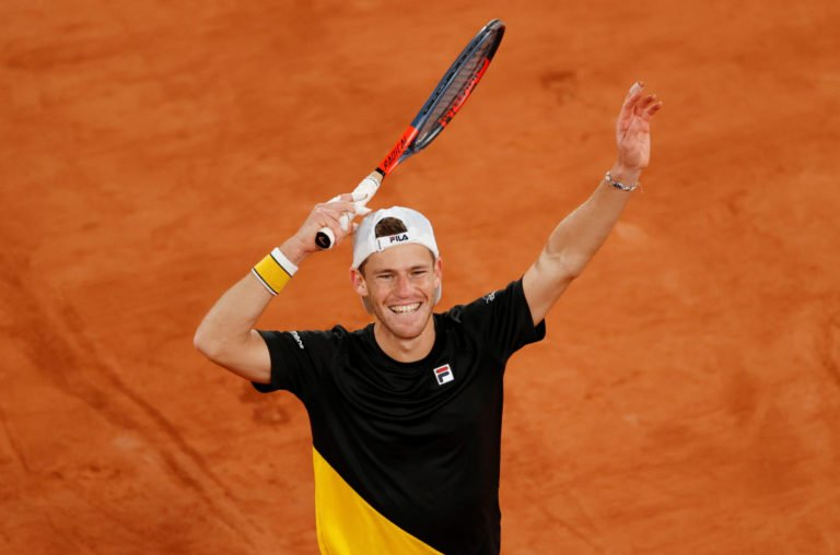 "I Deserved to Win"": Diego Schwartzman Overwhelmed After Stunning Victory Over Dominic Thiem at French Open 2020 - EssentiallySports"