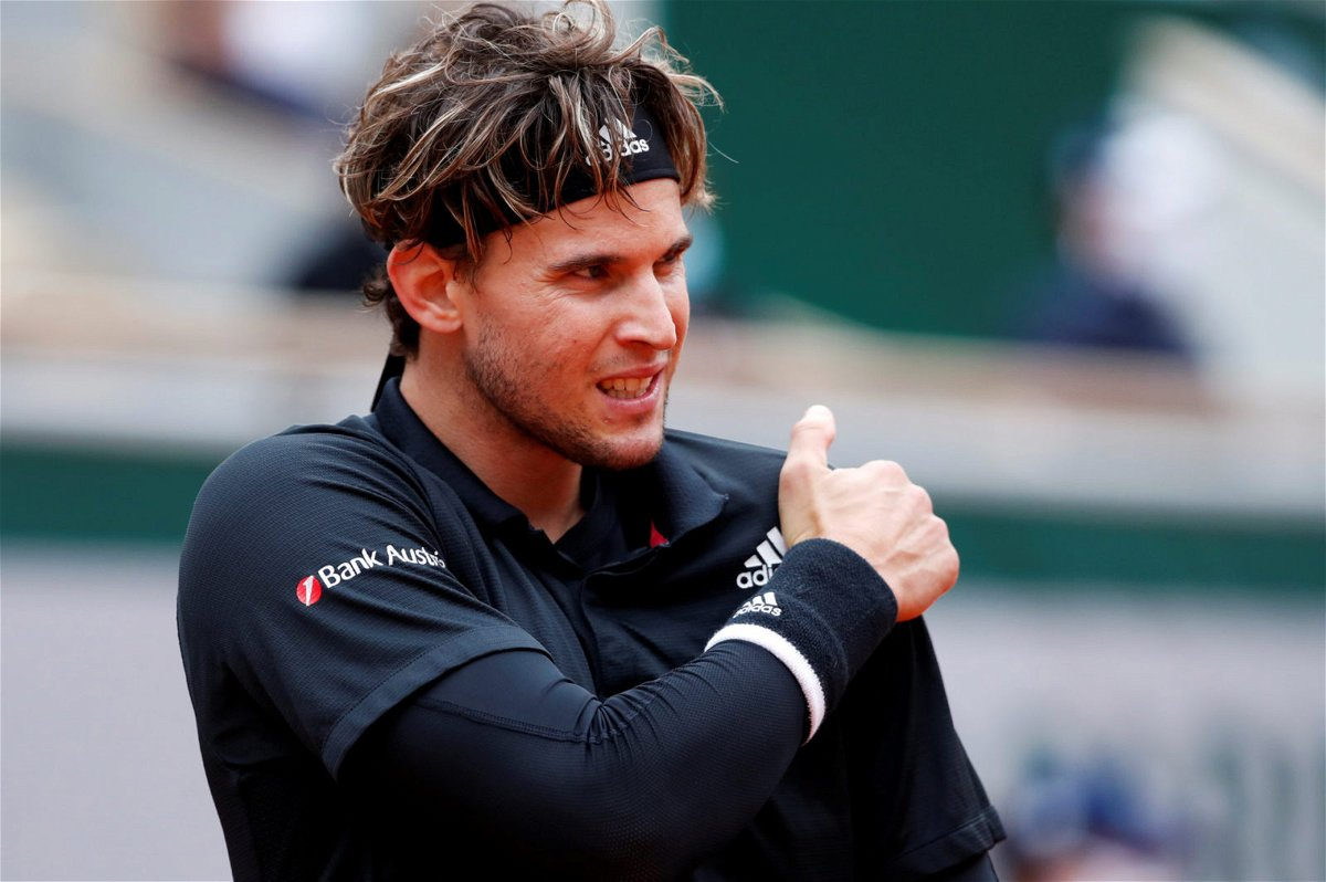 Have To Live With That Dominic Thiem Displeased With Lack Of Events Before Australian Open EssentiallySports