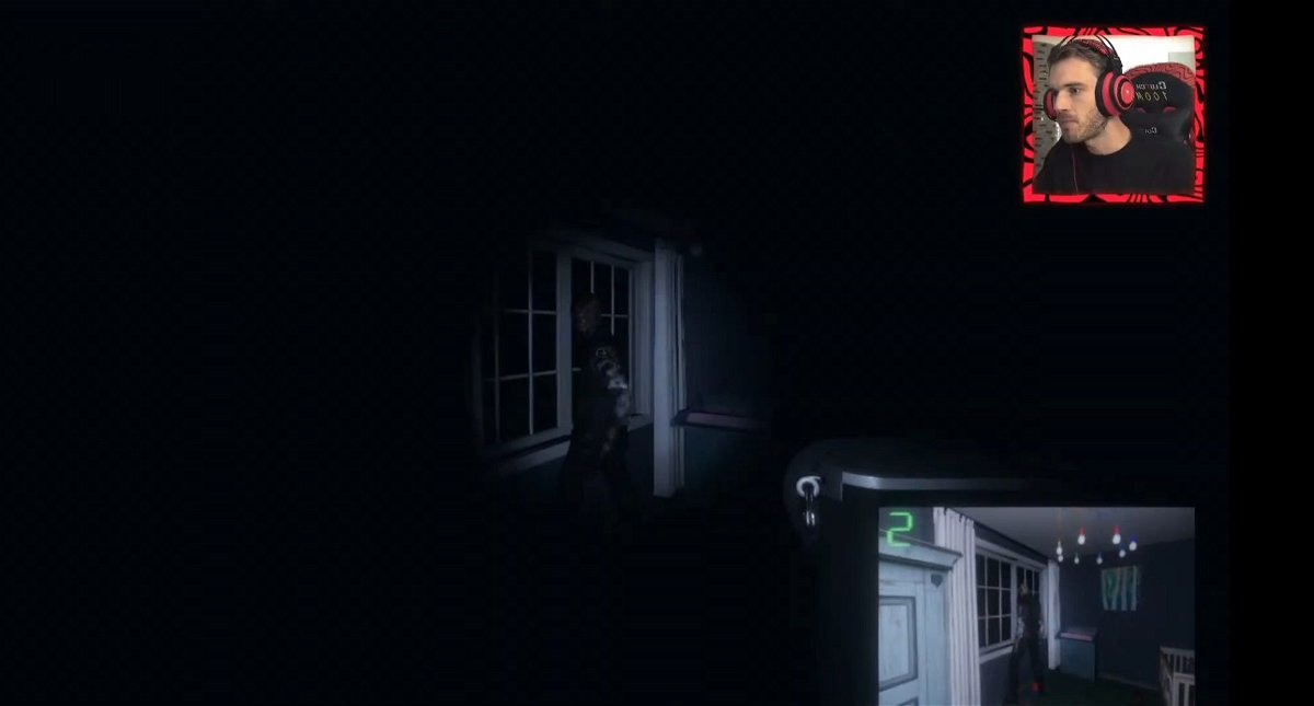 PewDiePie Returns to Horror Games with Phasmophobia - News