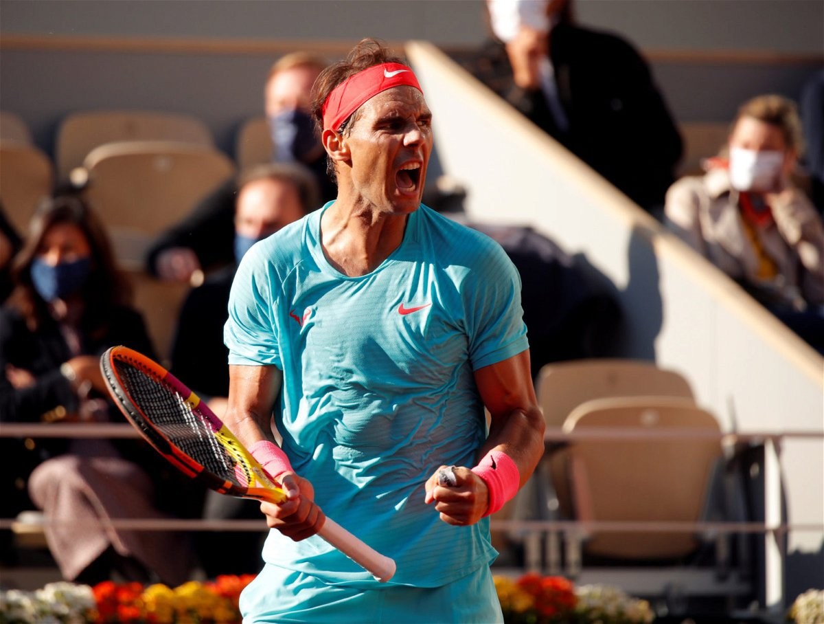 WATCH: Rafael Nadal and Diego Schwartzman Pull Off an Incredible Rally at French Open 2020 - EssentiallySports