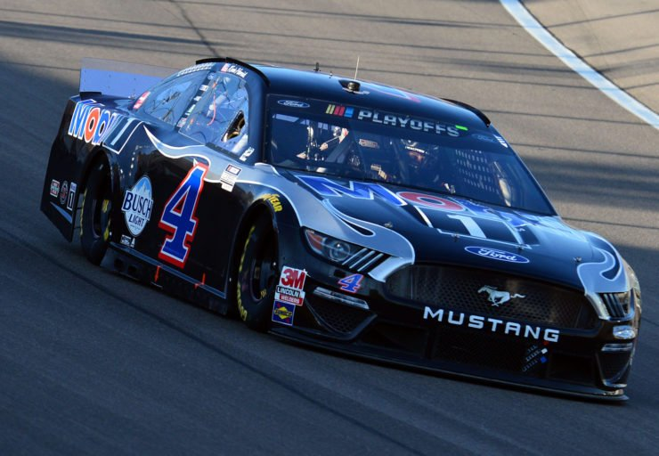 Stewart-Haas Racing driver, Kevin Harvick is one of the favorites for the 2020 crown