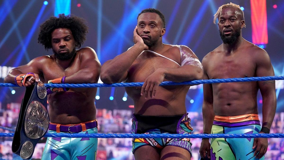 Reason The New Day Was Split During WWE Draft 2020 Night I 125