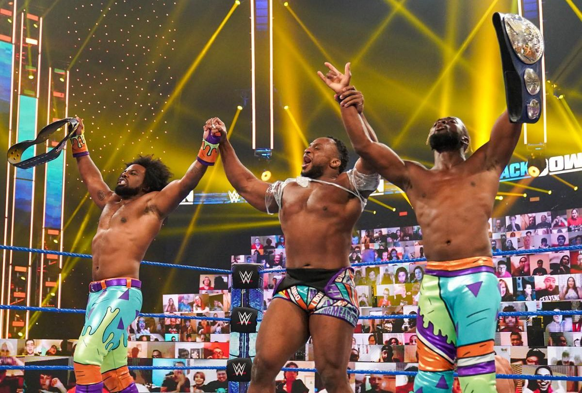 WWE Universe Reacts to the Shocking Separation of The New Day -  EssentiallySports