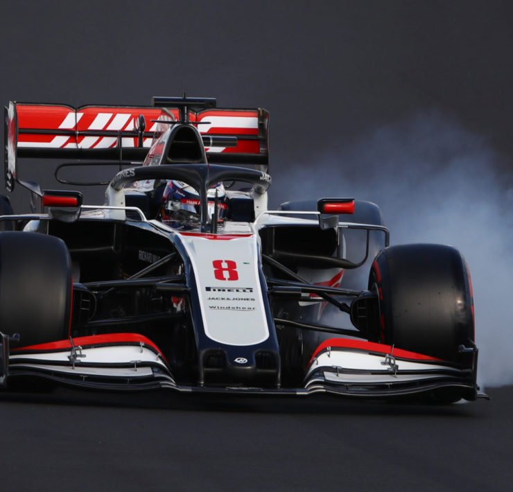 Haas F1 struggles at qualifying in Portuguese GP